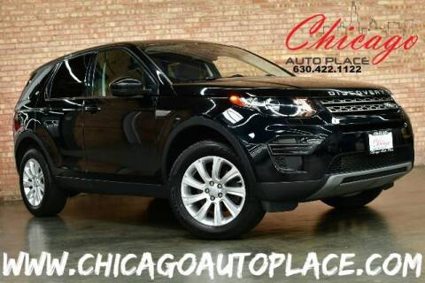 2017 Land Rover Discovery Sport for sale at Chicago Auto Place in Bensenville IL