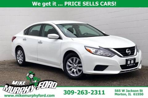 2018 Nissan Altima for sale at Mike Murphy Ford in Morton IL
