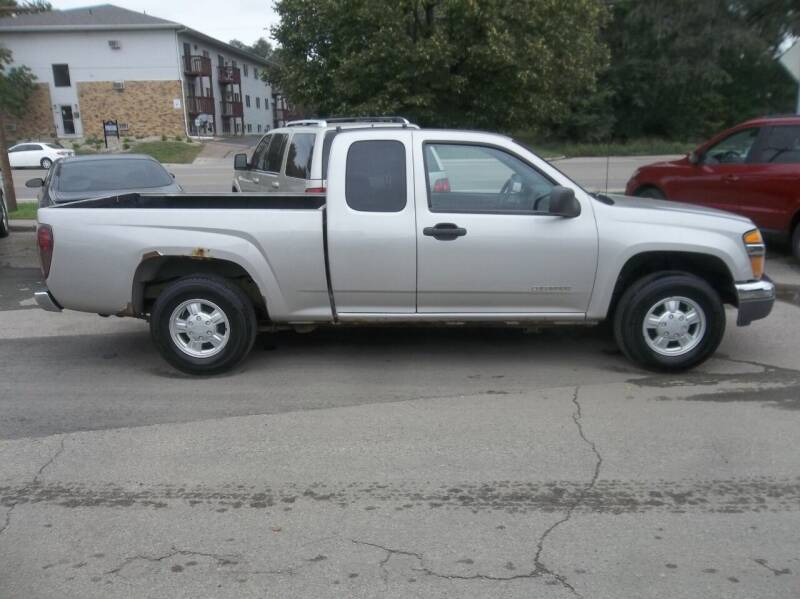 2005 Chevrolet Colorado for sale at A Plus Auto Sales in Sioux Falls SD