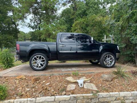 2011 GMC Sierra 1500 for sale at Texas Truck Sales in Dickinson TX