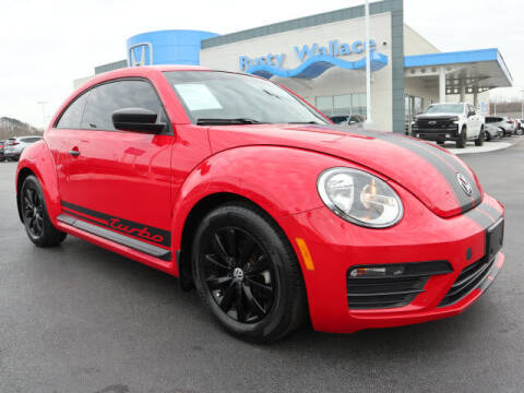 2018 Volkswagen Beetle for sale at RUSTY WALLACE HONDA in Knoxville TN
