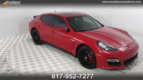 2013 Porsche Panamera for sale at Excellence Auto Direct in Euless TX