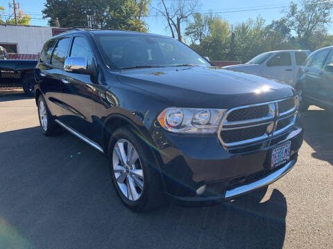 2011 Dodge Durango for sale at City Center Cars and Trucks in Roseburg OR