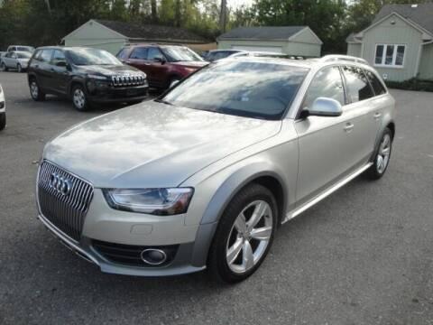 2014 Audi Allroad for sale at Columbus Car Company LLC in Columbus OH