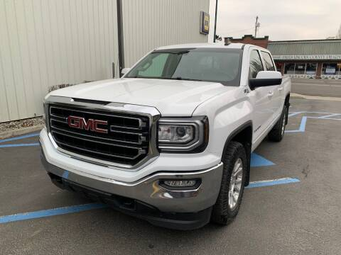 2017 GMC Sierra 1500 for sale at DAVENPORT MOTOR COMPANY in Davenport WA