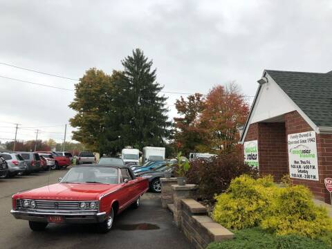 1966 Chrysler Newport for sale at Direct Sales & Leasing in Youngstown OH