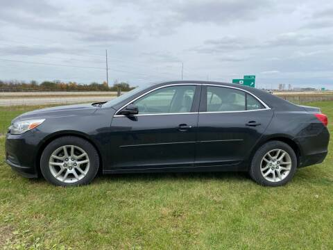 2014 Chevrolet Malibu for sale at Sam Buys in Beaver Dam WI