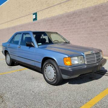 1988 Mercedes-Benz 190-Class for sale at NeoClassics - JFM NEOCLASSICS in Willoughby OH