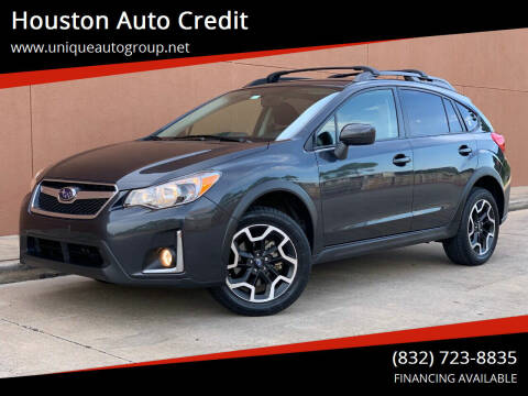 2017 Subaru Crosstrek for sale at Houston Auto Credit in Houston TX