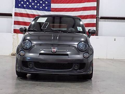 2014 FIAT 500c for sale at Texas Motor Sport in Houston TX