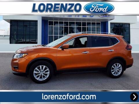 2018 Nissan Rogue for sale at Lorenzo Ford in Homestead FL