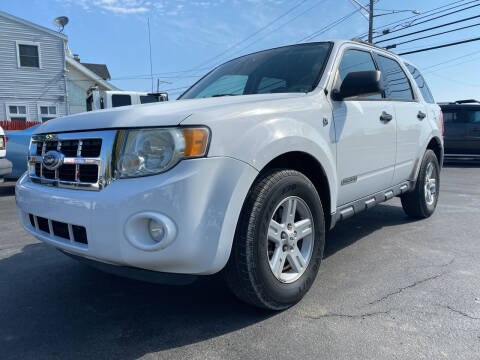 2008 Ford Escape Hybrid for sale at Action Automotive Service LLC in Hudson NY