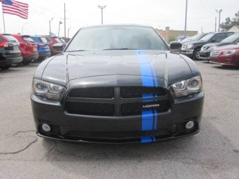 2011 Dodge Charger for sale at T & D Motor Company in Bethany OK
