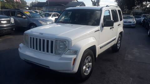 2009 Jeep Liberty for sale at AUTO IMAGE PLUS in Tampa FL