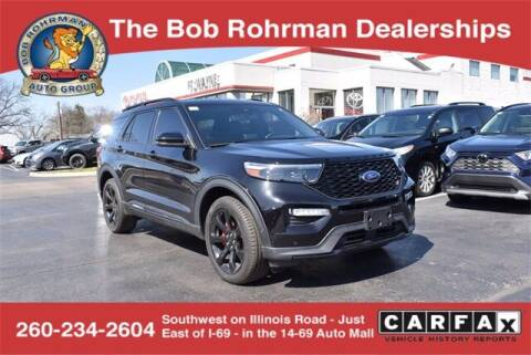 2020 Ford Explorer for sale at BOB ROHRMAN FORT WAYNE TOYOTA in Fort Wayne IN
