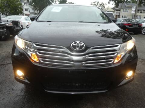 2012 Toyota Venza for sale at Wheels and Deals in Springfield MA