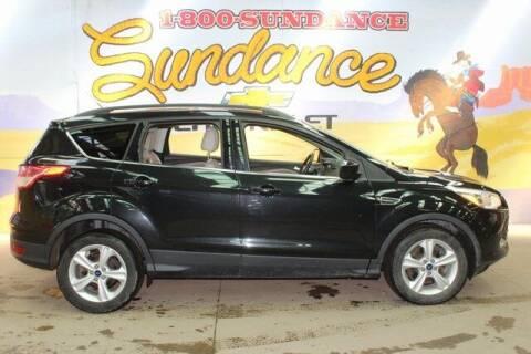 2015 Ford Escape for sale at Sundance Chevrolet in Grand Ledge MI