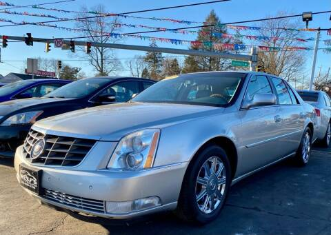 2007 Cadillac DTS for sale at WOLF'S ELITE AUTOS in Wilmington DE