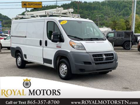 2014 RAM ProMaster Cargo for sale at ROYAL MOTORS LLC in Knoxville TN