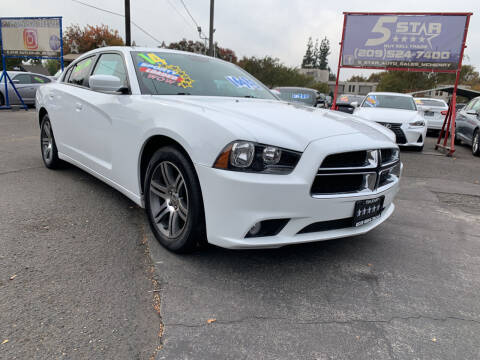 2014 Dodge Charger for sale at 5 Star Auto Sales in Modesto CA