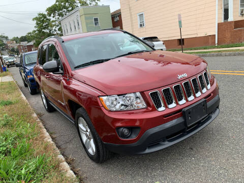2013 Jeep Compass for sale at Big T's Auto Sales in Belleville NJ