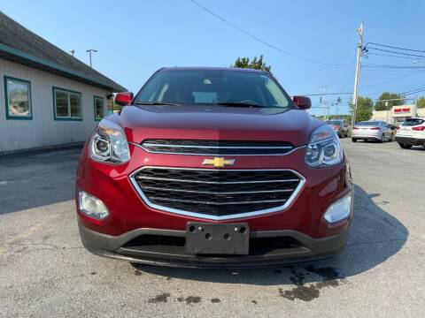 2016 Chevrolet Equinox for sale at Mark Regan Auto Sales in Oswego NY