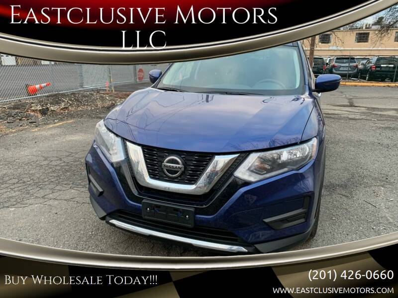 2020 Nissan Rogue for sale at Eastclusive Motors LLC in Hasbrouck Heights NJ