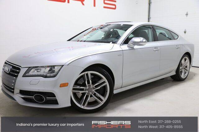 2014 Audi S7 for sale at Fishers Imports in Fishers IN