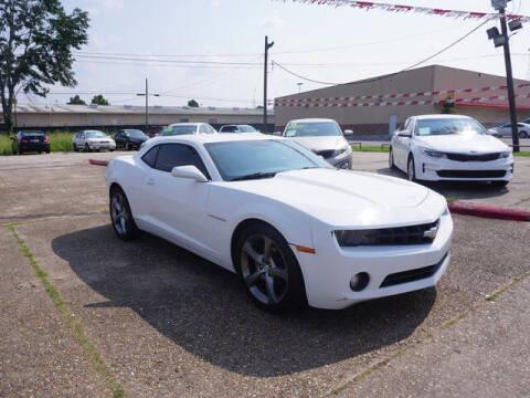 2013 Chevrolet Camaro for sale at BLUE RIBBON MOTORS in Baton Rouge LA