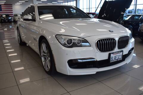 2015 BMW 7 Series for sale at Legend Auto in Sacramento CA
