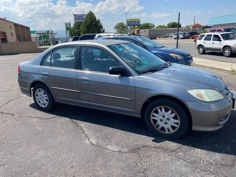 2004 Honda Civic for sale at Dan's Auto Sales in Grand Junction CO