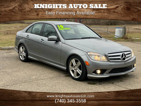 2010 Mercedes-Benz C-Class for sale at Knights Auto Sale in Newark OH