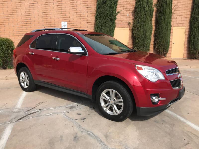 2013 Chevrolet Equinox for sale at Freedom  Automotive in Sierra Vista AZ