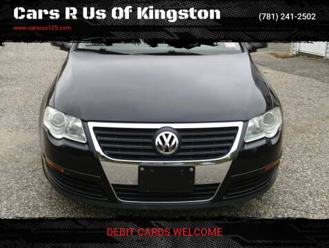 2008 Volkswagen Passat for sale at Cars R Us Of Kingston in Kingston NH