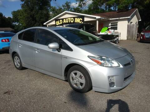 2011 Toyota Prius for sale at QLD AUTO INC in Tampa FL