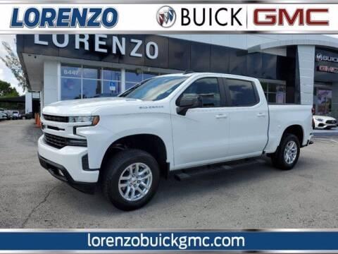 2020 Chevrolet Silverado 1500 for sale at Lorenzo Buick GMC in Miami FL