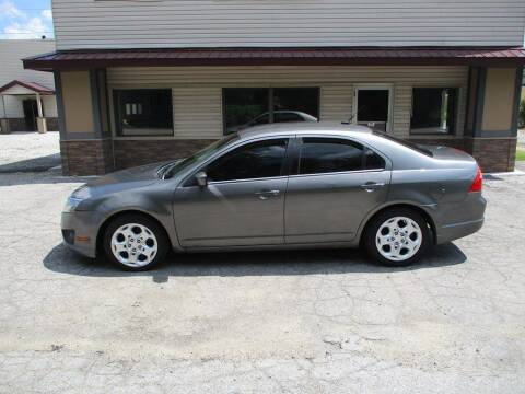 2010 Ford Fusion for sale at Settle Auto Sales STATE RD. in Fort Wayne IN