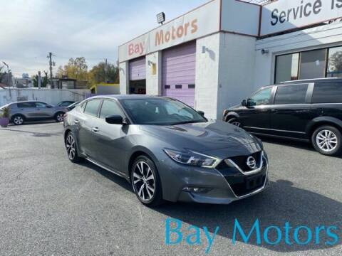 2018 Nissan Maxima for sale at Bay Motors Inc in Baltimore MD
