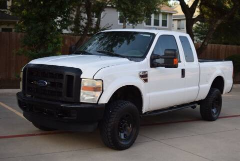 2009 Ford F-350 Super Duty for sale at Capital City Trucks LLC in Round Rock TX