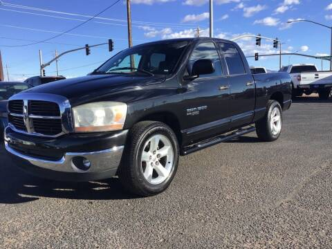 2006 Dodge Ram Pickup 1500 for sale at SPEND-LESS AUTO in Kingman AZ