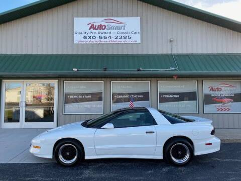 1994 Pontiac Firebird for sale at AutoSmart in Oswego IL
