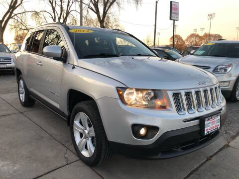 2014 Jeep Compass for sale at Direct Auto Sales in Milwaukee WI
