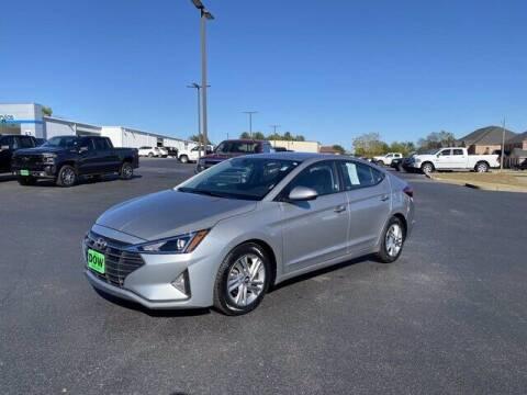 2020 Hyundai Elantra for sale at DOW AUTOPLEX in Mineola TX