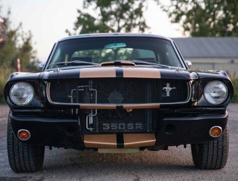 1965 Shelby GT500
