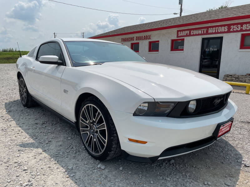 2010 Ford Mustang for sale at Sarpy County Motors in Springfield NE