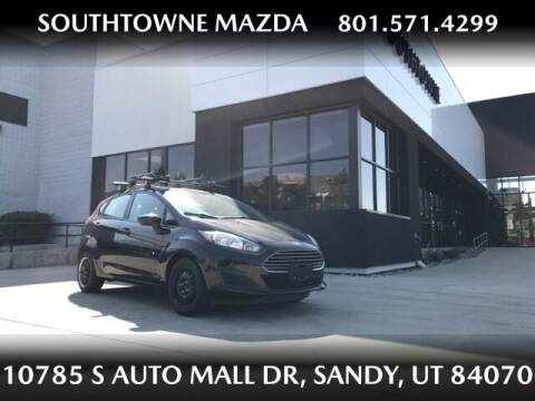 2015 Ford Fiesta for sale at Southtowne Mazda of Sandy in Sandy UT