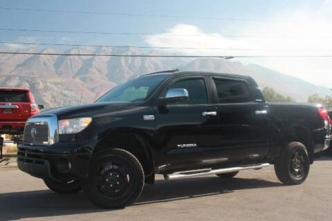 2009 Toyota Tundra for sale at REVOLUTIONARY AUTO in Lindon UT