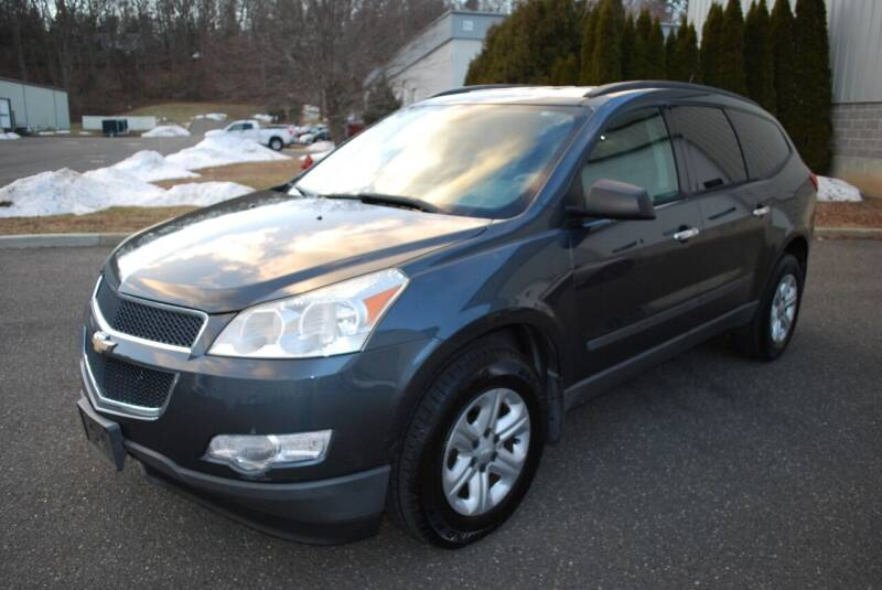 2010 Chevrolet Traverse for sale at New Milford Motors in New Milford CT