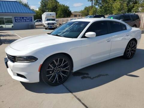 2016 Dodge Charger for sale at Kell Auto Sales, Inc - Grace Street in Wichita Falls TX
