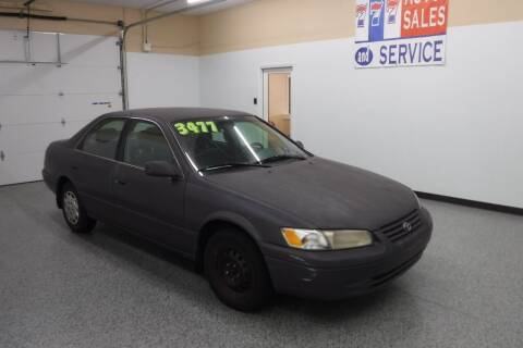 1998 Toyota Camry for sale at 777 Auto Sales and Service in Tacoma WA